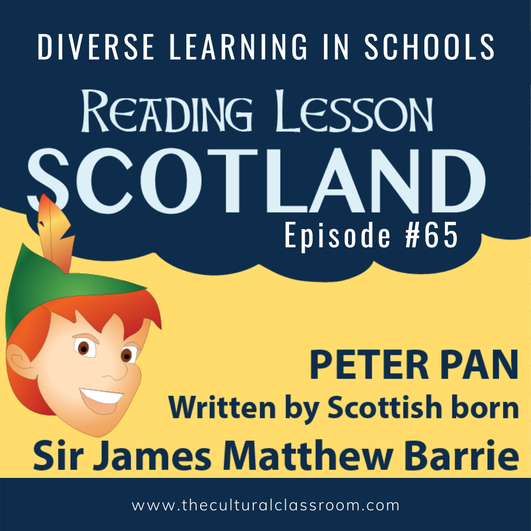 Peter Pan lesson plan